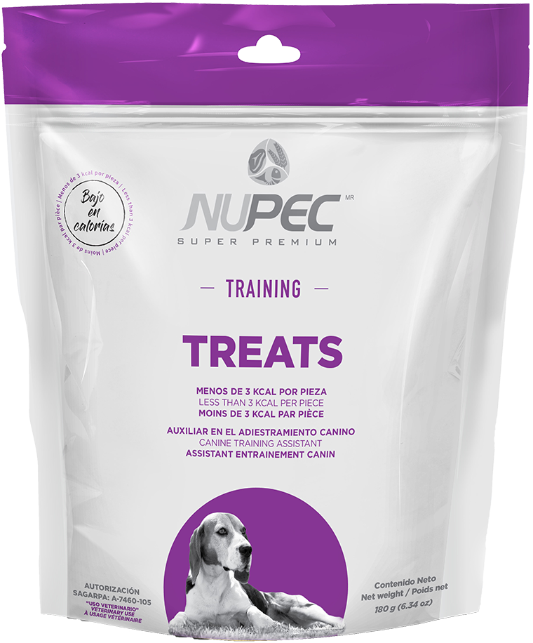 Nupec Treats Trainning - Cani Delights