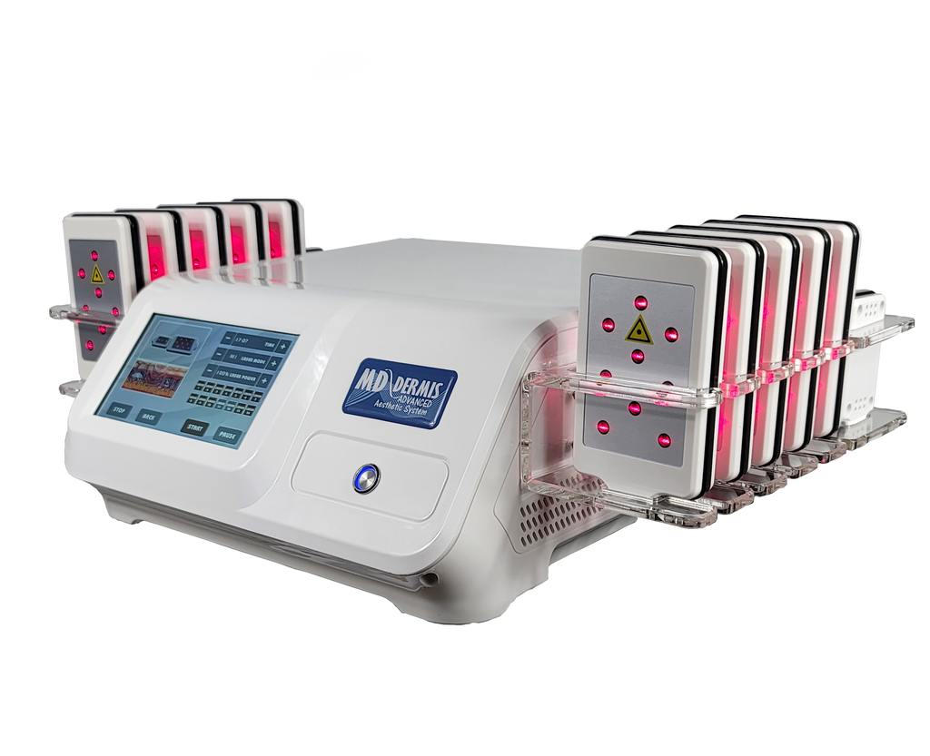 """DERMILIPO GOLD"" PROFESSIONAL LIPOLASER MACHINE"