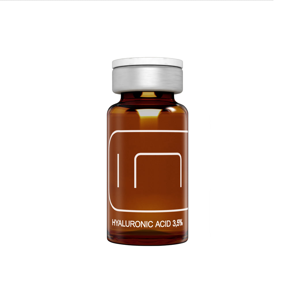 HYALURONIC ACID 3.5%, Pure Serum, especial for Dermopen or Hyaluron Pen.