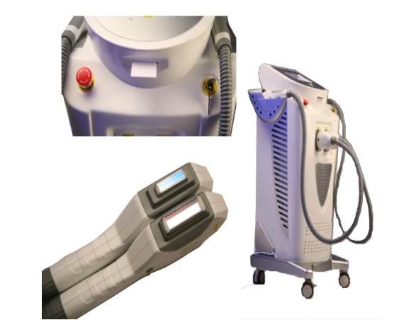 IPL Photoepilation - Photorejuvenation,