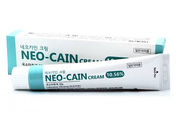 NEOCAIN TOPICAL NUMBING CREAM