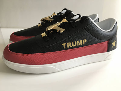 Trump Force Ones Flight Jets Sneakers