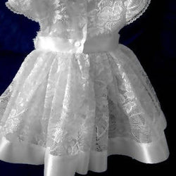 Lilly Christening Dress