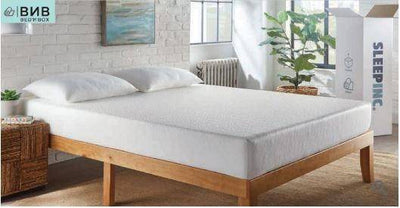 "Sleep Inc. 5"" Firm Gel Memory Foam Bed in Box"