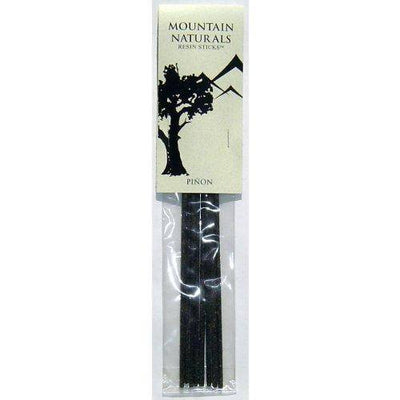 Incense Pinon Resin Sticks Mountain Naturals - Per Package