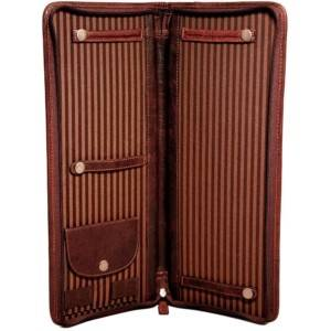 Jack Georges 7616 Voyager Leather Tie Case