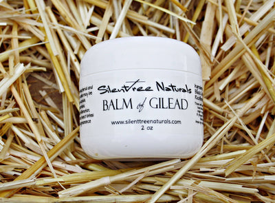 Balm of Gilead-Natural Skincare, All-Natural, Cottonwood Bud/Poplar Bud Salve-Rice Bran Oil, 2 or 4 oz, Free Shipping
