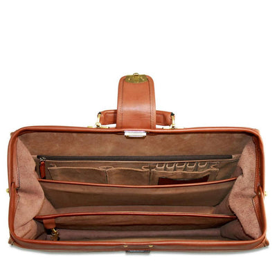 Jack Georges B2005 Belmont Leather Briefbag