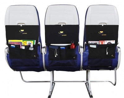 Airplane Pockets Stretchable Cover For Airline Tray Tables
