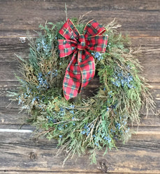 Wreath, Medium - 18 inch