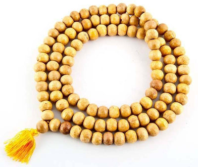 Wooden Prayer Mala (Without Knot) - 12mm