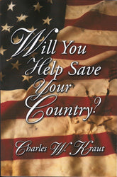 Will You Help Save Your Country