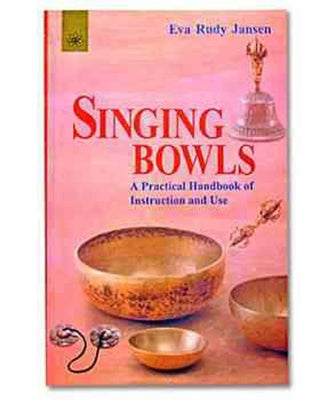 "Singing Bowl Instruction Book 5.5"" x 8.5"""
