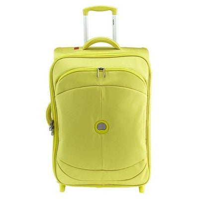 Delsey U-Lite Lime Nylon 2 Wheel Upright 24""