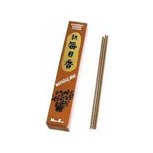 Morning Star Patchouli Incense - 4 Packs, 50 Sticks per Pack