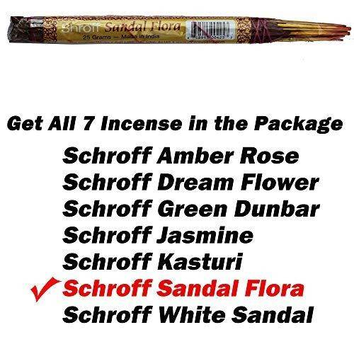 Shroff Incense Combo Pack
