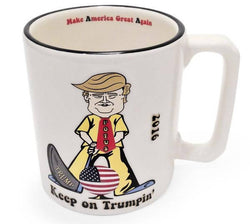 Keep On Trumpin' 18oz Mug