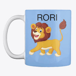 My Rori Lion Coffee Mug