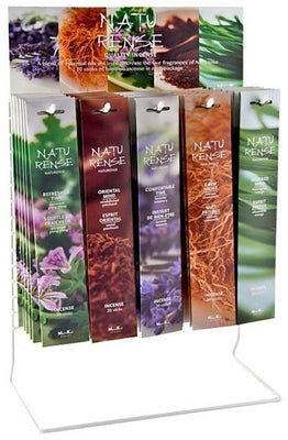 Naturense Incense Sticks Display Set - 30 Packs