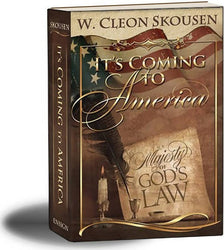 It's Coming to America, The Majesty of God's Law