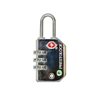 Presto Lock 3470 Classic TSA Combination Lock