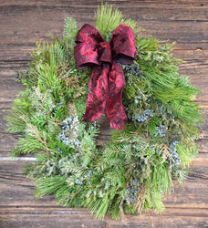 Wreath, Large - 24 inch