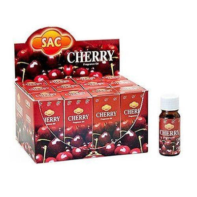 Sac Cherry Aroma Oil - 10ml (1/3 Fl. Oz), Set of 3