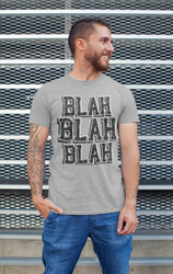 Men's BLAH, BLAH, BLAH shirt - Classic Fit