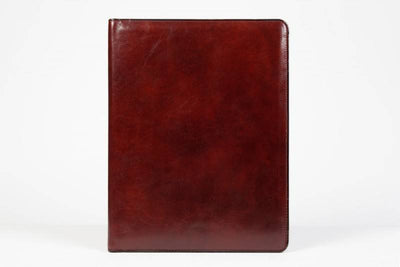 Bosca Old Leather 922 Italian Leather Writing Pad