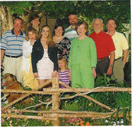 Hanes family photo, September 2004