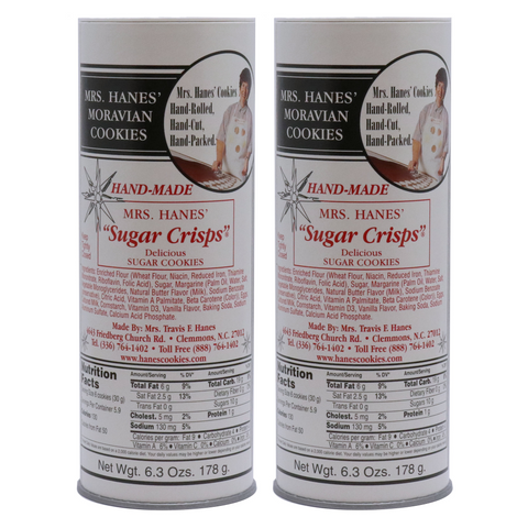 Pair of Sugar Tubes
