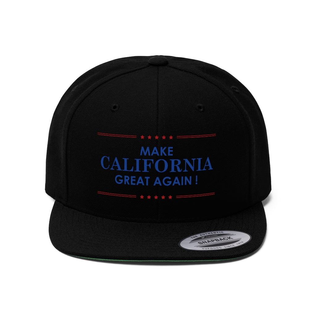 Make California Great Again Flexfit  Hat