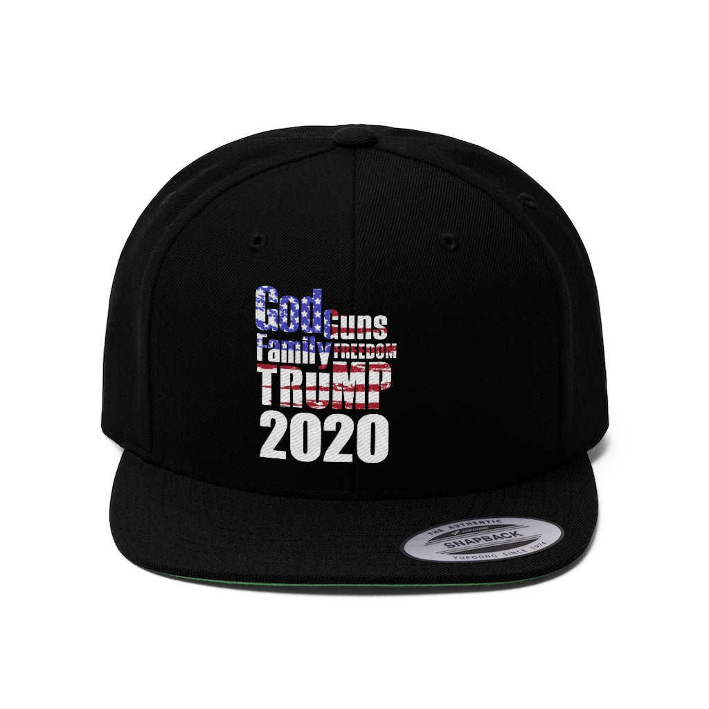 Trump 2020 Flexfit Hat