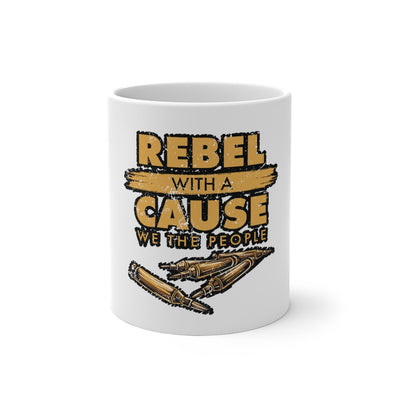 Rebel Cause Color Changing Mug