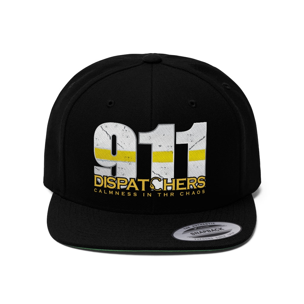 911 Dispatcher Flexfit Hat