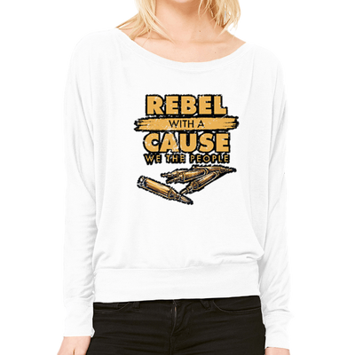 Rebel Sleeve Off Shoulder