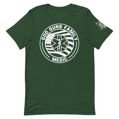 Medic Short-Sleeve Unisex T-Shirt