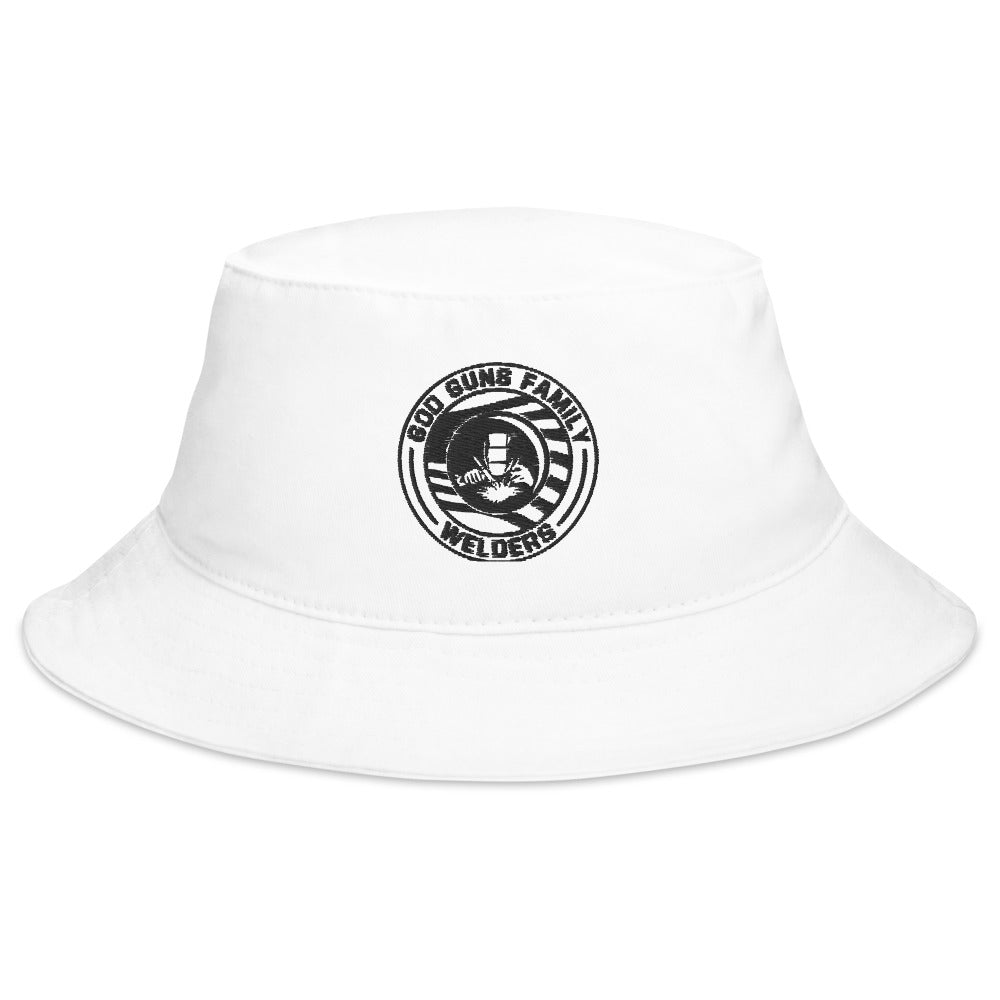 God Guns Family Welders Bucket Hat
