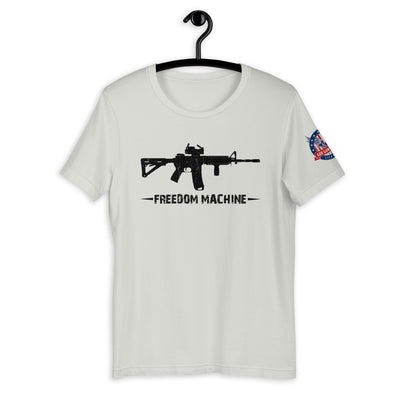 Freedom Machine Short-Sleeve Unisex T-Shirt
