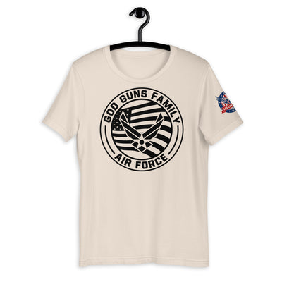 Air Force White Short-Sleeve Unisex T-Shirt