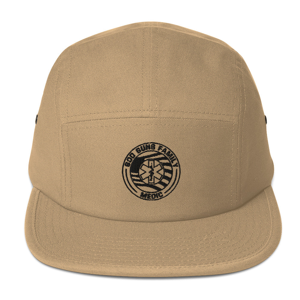 God Guns Family Medic Five Panel Cap