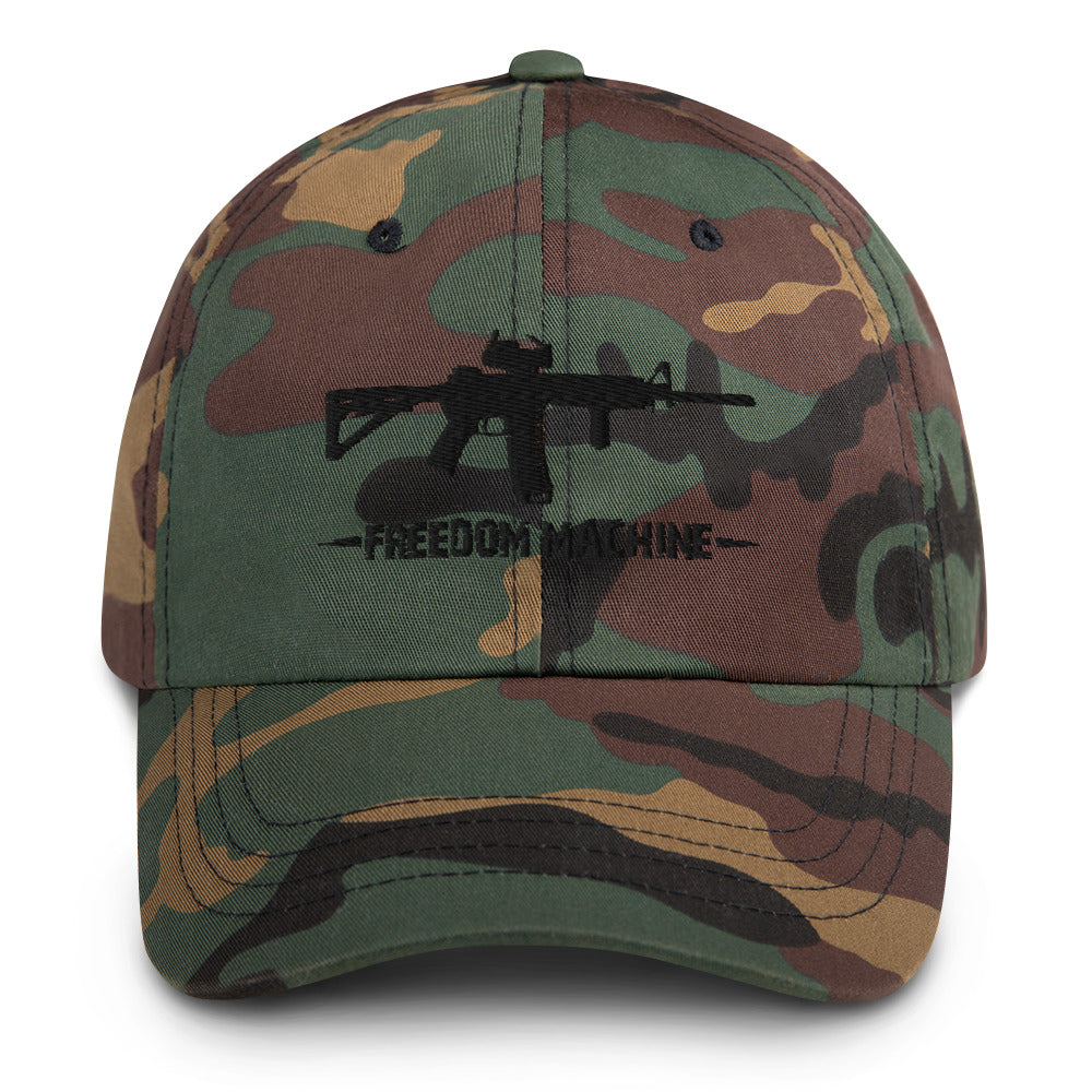 Freedom Machine Cap