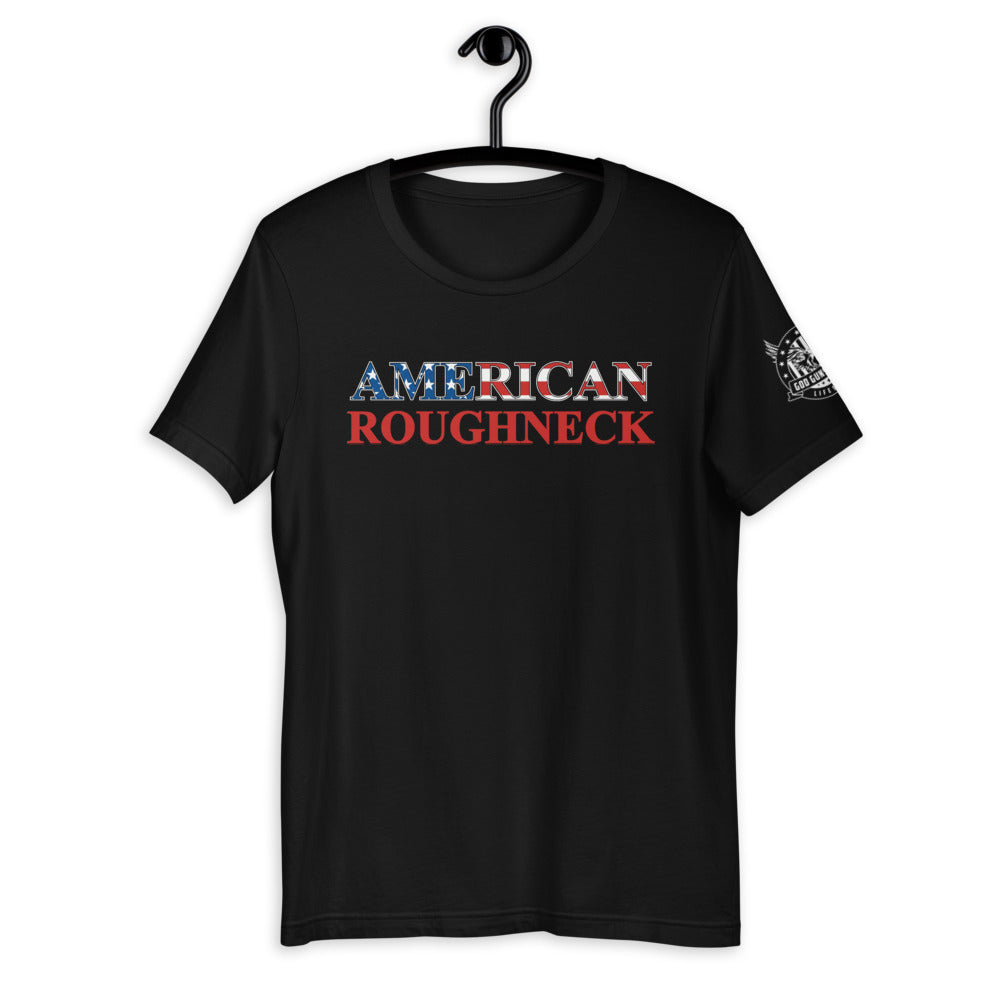 American Roughneck Short-Sleeve Unisex T-Shirt