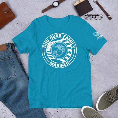 Marines Short-Sleeve Unisex T-Shirt
