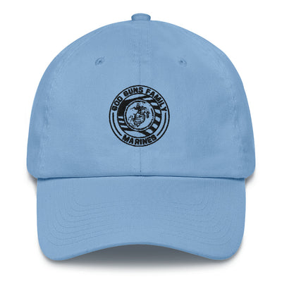 God Guns Family Marines Cotton Cap