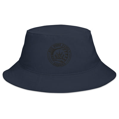 God Guns Family America Bucket Hat