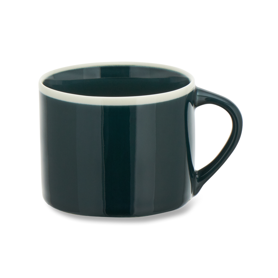 Teal 'Datia' Mug, Small
