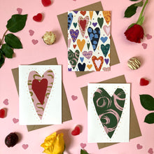 Load image into Gallery viewer, Pack of 3 'Love' Cards
