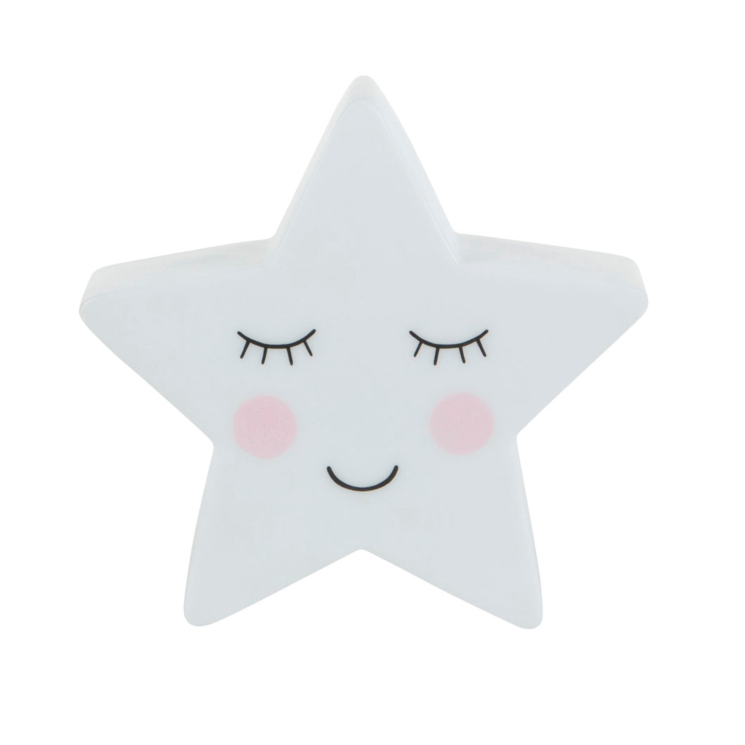 Sweet Dreams Star Night Light