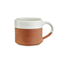 Load image into Gallery viewer, Mali Ribbed Coffee Mug - Set of 2